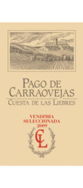 DO Ribera del Duero – Cuesta de las Liebres 2009