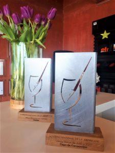 Premios AEPEV Pago de Carraovejas y Ossian