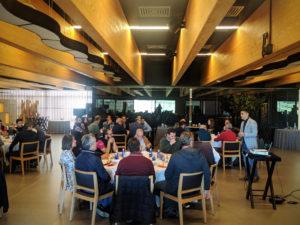 Encuentro de Viticultores en Pago de Carraovejas