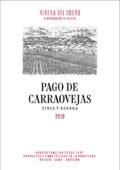 Pago de Carraovejas 2018 Etiqueta